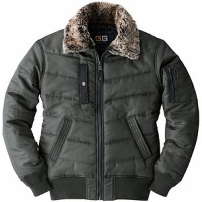 桑和(SOWA) 防寒ブルゾン 82/アーミー 3Lサイズ 44503 【作業着 作業服 ワークウェア ウエア ジャンパー メンズ】