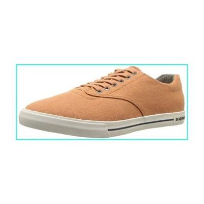 【新品】SeaVees Men's Hermosa Plimsoll Standard Sneaker, Jasper, 10.5 M US(並行輸入品)