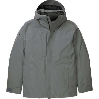 マーモット Marmot メンズ ダウン・中綿ジャケット アウター Tribeca Jacket Steel Onyx