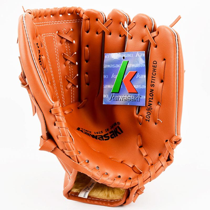 Kawasaki 12吋膠皮棒壘手套