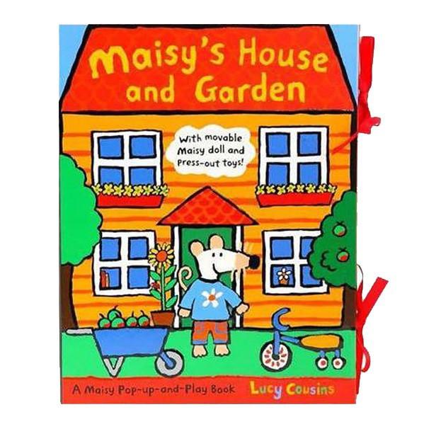Maisy's House and Garden 波波的家立體遊戲書 誠品