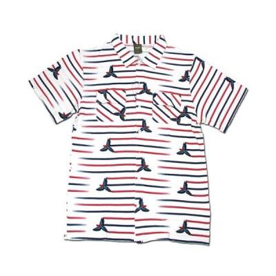 Phatee (ファッティー) BRENT SHIRTS ヘンプコットン ソフトシャツ / PAROTTO RED