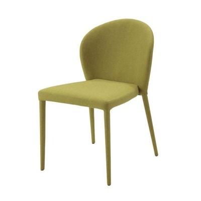 TDC-9822 COSTA(コスタ) スタッキングチェア(グリーン) あずま工芸 「テーブル別売り」 「4脚セット」 ダイニングチェア ダイニング椅子 椅子