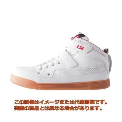 バ−トル 作業靴 809−29−265 ホワイト 80929265