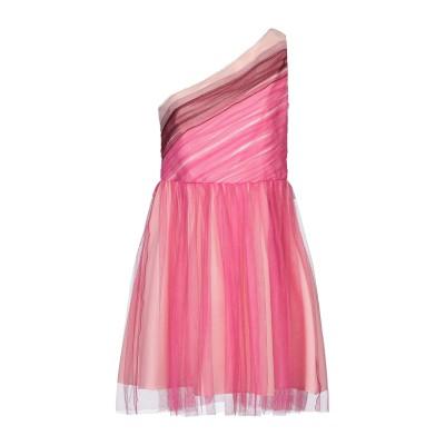 ピンコ PINKO ミニワンピース&ドレス フューシャ 42 ナイロン 100% ミニワンピース&ドレス