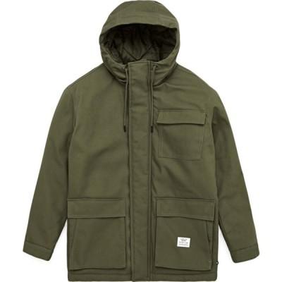 ディーシー DC メンズ ジャケット アウター Canondale Jacket Fatigue/Green