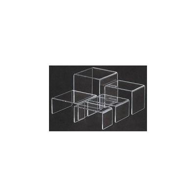 アクリルディスプレイ コの字展示台 30635 小小 NDI0201