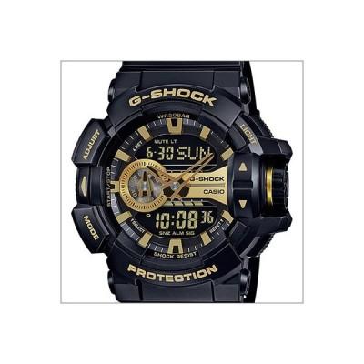 CASIO カシオ 腕時計 海外モデル GA-400GB-1A9 メンズ G-SHOCK ジーショック イエローゴールド(国内品番はGA-400GB-1A9JF)