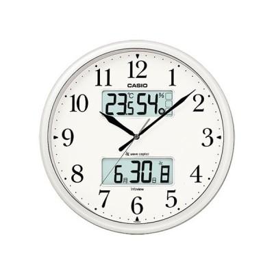 カシオ 電波掛け時計 ITM-660NJ-8JF 返品種別A