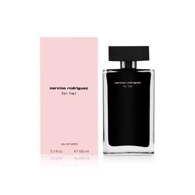 ナルシソ ロドリゲス フォーハー Narciso Rodriguez by Narciso Rodriguez for Women - 3.3 Ounce EDT Spray 送料無料