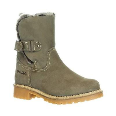PAJAR Women's Tinas Boot Taupe/Castanho Multi Size 37 EU (6.5-7 M US Women)【並行輸入品】