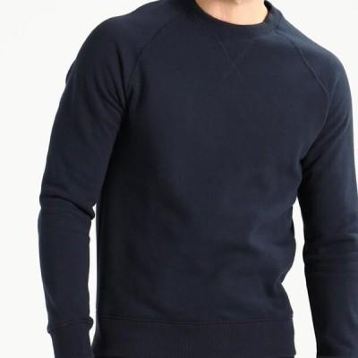 ピアワン メンズ ファッション Sweatshirt - dark blue
