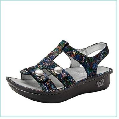 Alegria Kleo Womens Sandal Rainbow Cyclone 37 EU【並行輸入品】