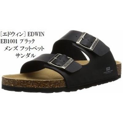 EDWIN  (エドウィン) EB-1001 フットベット サンダル  メンズ