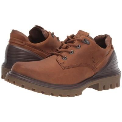 エコー ECCO メンズ 革靴・ビジネスシューズ シューズ・靴 Tred Tray Waterproof Low Hydromax Amber/Cocoa Brown