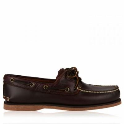 ティンバーランド Timberland メンズ デッキシューズ シューズ・靴 boat shoes Rootbeer Smooth