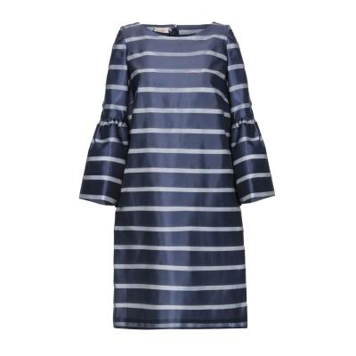 LOLA LUNARES ミニワンピース&ドレス ダークブルー 44 ポリエステル 100% ミニワンピース&ドレス