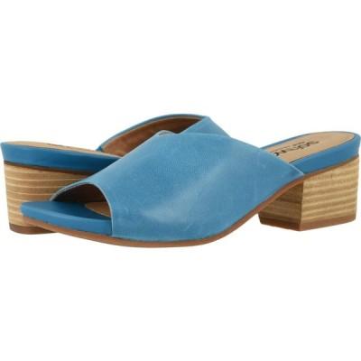 ソフトウォーク SoftWalk レディース サンダル・ミュール シューズ・靴 Parker Blue