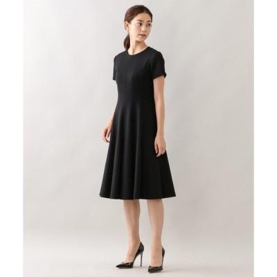 ワンピース エアーフラノ ドレス