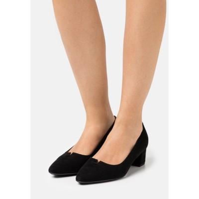 ピーター カイザー ヒール レディース シューズ SELA - Classic heels - schwarz