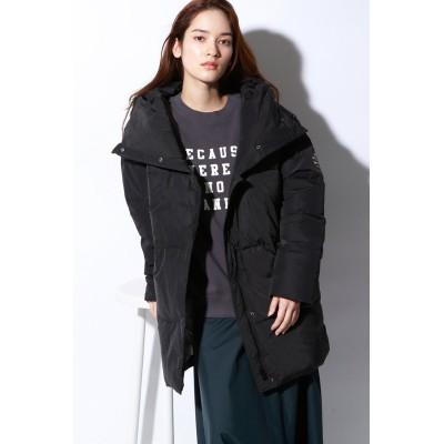 ECOALF エコアルフ SAINT PATH コート / SAINT PATH WOMAN COAT レディース ブラック S