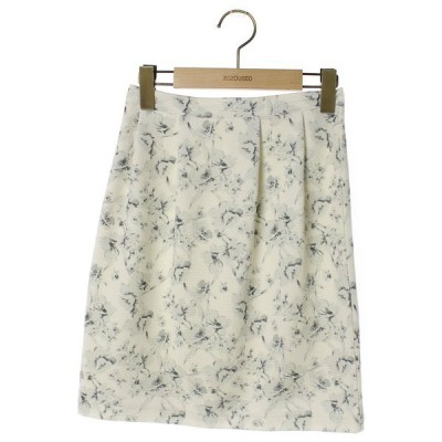 スカート 花柄スカート