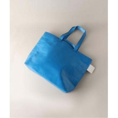 【ジャーナルスタンダード】 ×JS M Cowhide Leather メンズ ブルーA フリー JOURNAL STANDARD