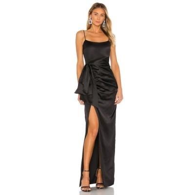 ライクリー LIKELY レディース パーティードレス ワンピース・ドレス Eloise Gown Black