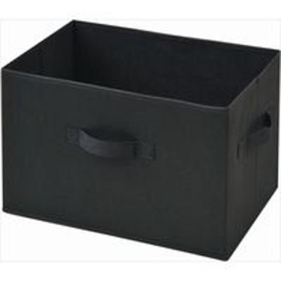 YAMAZENYAMAZEN(山善) どこでも収納ボックス YTCF-3P(BK) ブラック 3個セット (直送品)