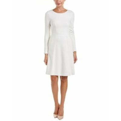 ファッション ドレス St. Emile Womens St.Emile A-Line Dress 34 White