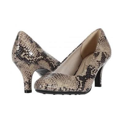 LifeStride ライフストライド レディース 女性用 シューズ 靴 ヒール Parigi - Natural