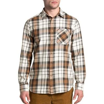 ザ ノースフェイス The North Face メンズ 長袖Tシャツ トップス Hayden Pass 2.0 Long Sleeve Shirt VintagWhtHrtgMdmThrClrPld