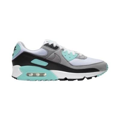 (取寄)ナイキ メンズ シューズ エア マックス 90 Nike Men's Shoes Air Max 90White Particle Grey Hyper Turquoise Black