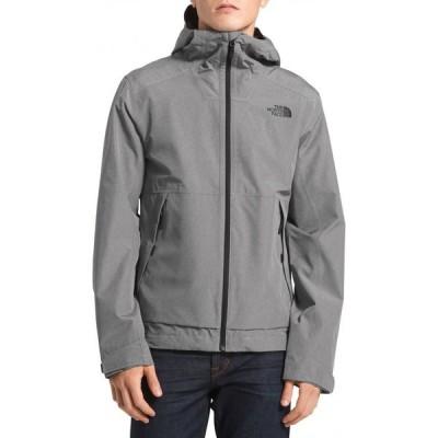ザ ノースフェイス THE NORTH FACE メンズ ジャケット フード アウター Millerton Hooded Jacket Tnf Medium Grey Heather