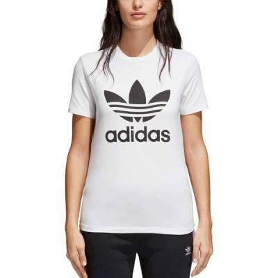 アディダス レディース シャツ トップス adidas Originals Women's Trefoil T-Shirt