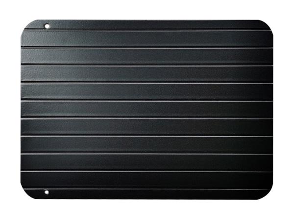 急速解凍板(S號23cmx16.5cmx0.2cm)1入【D021512】