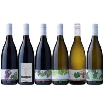 ヴィラデスト満喫セット ワイン6本セット 750ml×6 送料込 (沖縄別途1,060円)20歳未満の飲酒・販売は法律で禁止されています