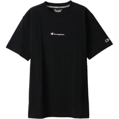 チャンピオン マルチスポーツ Tシャツ C3-RS309 20SS ブラック Tシャツ(c3rs309-090)