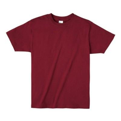 Tシャツ メンズ レディース オリジナルプリント 無地 半袖 ライトウエイト Tシャツ 20枚セット