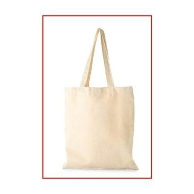 48パック( 4ダース)卸売空白コットントートバッグバルク再利用可能なコットン再利用可能なバッグショッピング