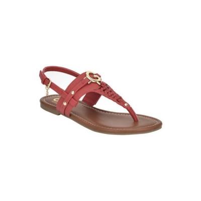 ゲス レディース サンダル シューズ Lemmon Flat Sandals