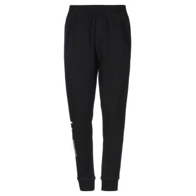 ディースクエアード DSQUARED2 パンツ ブラック M コットン 100% / ポリウレタン パンツ