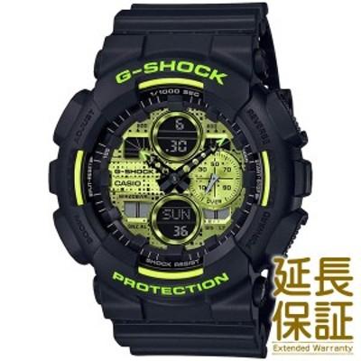 【並行輸入品】海外CASIO 海外カシオ 腕時計 GA-140DC-1A メンズ G-SHOCK ジーショック Black and Yellow Series クオーツ