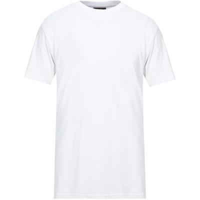 MIRA VISIONARY CONCEPT T シャツ ホワイト L コットン 100% T シャツ