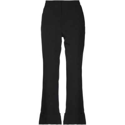 ジジル JIJIL パンツ ブラック 44 ポリエステル 88% / ポリウレタン 12% パンツ
