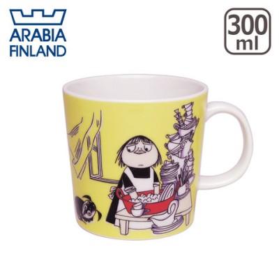 アラビア ムーミン マグ フィンランド  マグカップ (moomin) ミーサ  Arabia arb01-c050