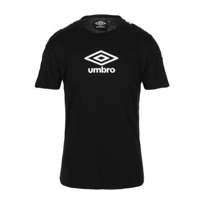 UMBRO T シャツ ブラック M コットン 100% T シャツ