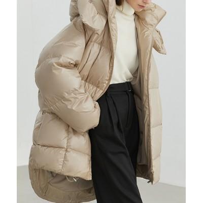 chuclla / 【Fano Studios】【2021AW】Oversized long tail down jacket FD20Y027 WOMEN ジャケット/アウター > ダウンジャケット/コート