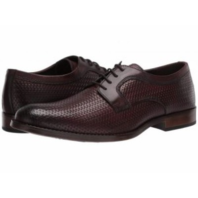 Steve Madden スティーブマデン メンズ 男性用 シューズ 靴 オックスフォード 紳士靴 通勤靴 Maintain Oxford Burgundy【送料無料】