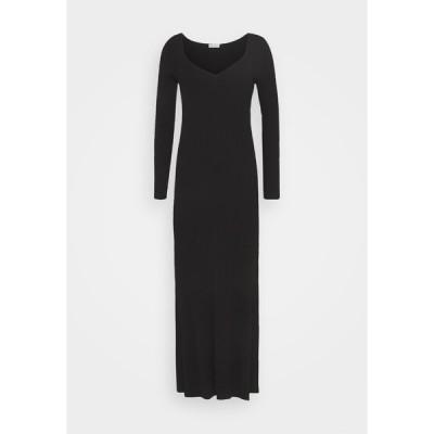 バイマレンバーガー ワンピース レディース トップス FREREA - Jumper dress - black